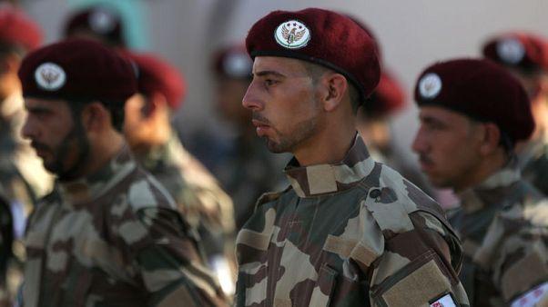 """المعارضة السورية تكون """"جيشا وطنيا"""" بمساعدة تركية"""