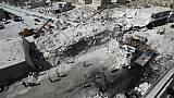 Syrie: 39 civils dont des enfants tués dans l'explosion d'un dépôt d'armes