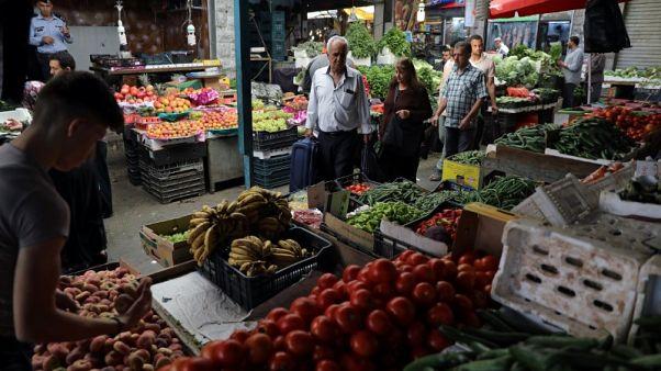 ارتفاع معدل التضخم في الأردن إلى 0.18% في يوليو