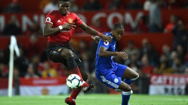 Angleterre: Pogba bouche cousue mais désormais heureux à Manchester United