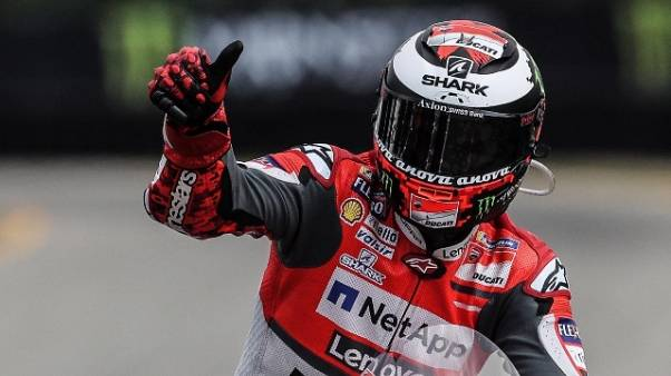 Gp Austria: Lorenzo su Marquez, Dovi 3/o