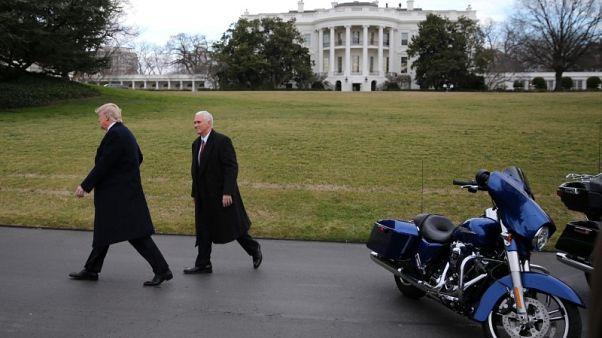 Trump backs boycott of Harley Davidson in steel tariff dispute