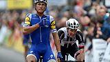 Euro-2018: l'Italien Matteo Trentin remporte le titre européen en cyclisme sur route