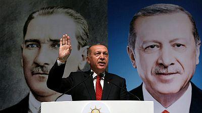 Erdogan says U.S. set deadline for pastor's release