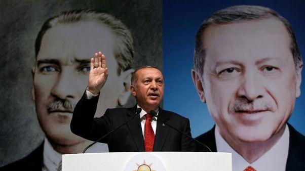 أردوغان: واشنطن حددت لتركيا مهلة للإفراج عن القس الأمريكي