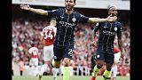 Premier: Arsenal-Manchester City 0-2