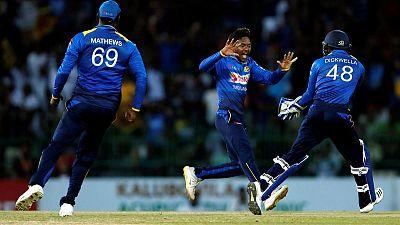 Dananjaya's six wickets hand Sri Lanka 178-run victory