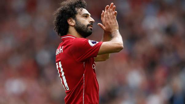 Salah on target as Liverpool start with easy win