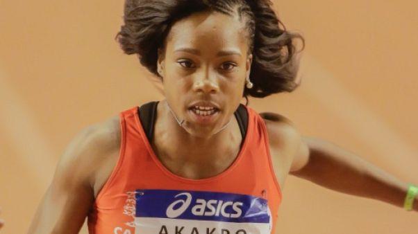 Euro d'athlétisme: la France qualifiée pour la finale du relais 4x100 m