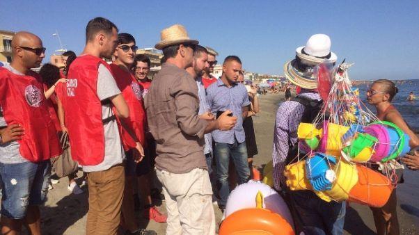 Blitz Casapound a Ostia:M5s-Leu,no ronde