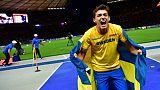 Euro d'athlétisme: le Suédois Duplantis, 18 ans, en or à la perche en passant 6,05 m