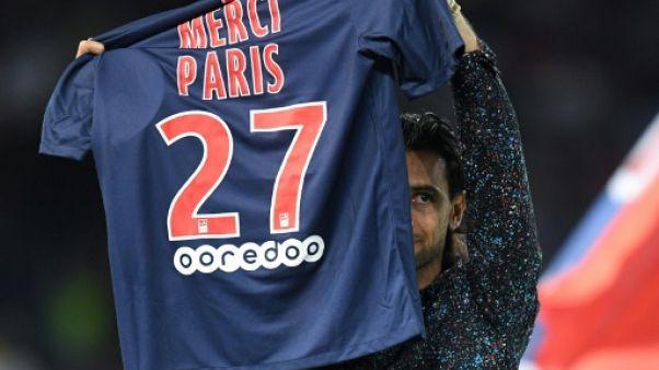 PSG-Caen: Javier Pastore fait ses adieux à la mi-temps