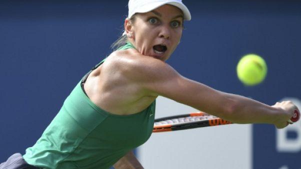 La Roumaine Simona Halep remporte le tournoi de Montréal le 12 août 2018