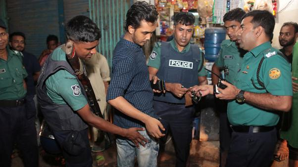 Arrested and killed - inside the Bangladesh prime minister's war on drugs