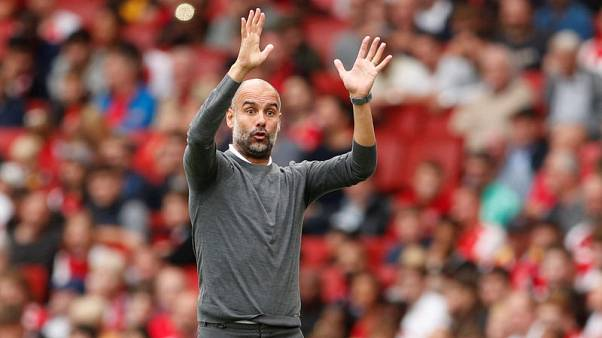 Guardiola keen to resolve Sterling's Man City future