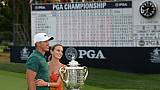Golf: Koepka trop fort au Championnat PGA, Tiger Woods s'est battu comme un lion