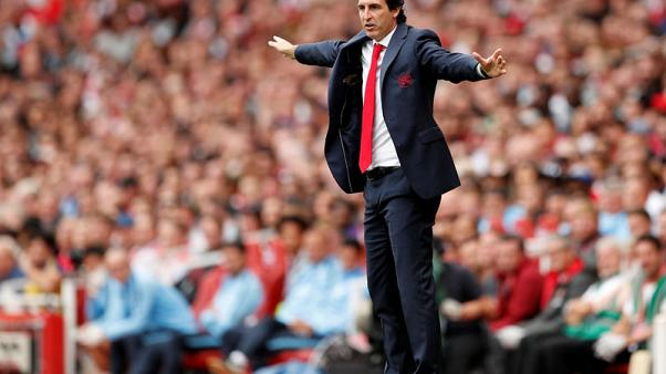 Arsenal need tactical work to bridge Man City divide, says Emery