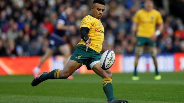 Rugby - Forget World Cup, I want Bledisloe, says Genia
