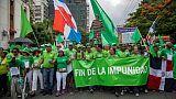 République dominicaine: une marche contre la corruption et l'impunité