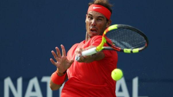Tennis: après sa victoire à Toronto, Nadal renonce à Cincinnati