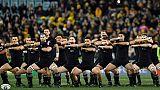 Rugby: le sélectionneur des All Blacks défend le haka