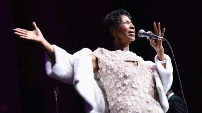 La chanteuse américaine Aretha Franklin dans un état grave, selon un proche