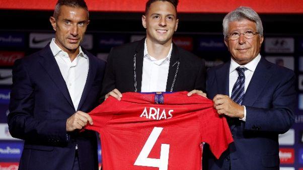 A.Madrid, ecco Arias'convinto da Falcao'