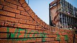 Jorit porta Che Guevara in periferia