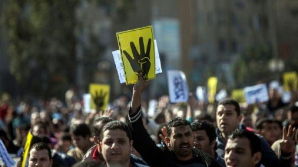 """Egypte: """"pas de justice"""" pour des centaines de manifestants tués en 2013, selon HRW"""
