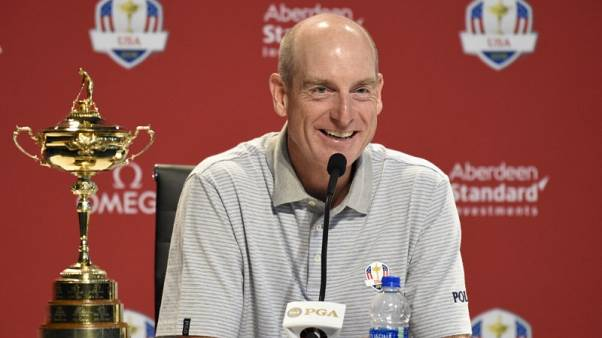 Important thing is how well Woods has played, says Ryder Cup captain