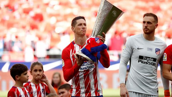 Atletico ripe for fresh title bid after keeping Griezmann