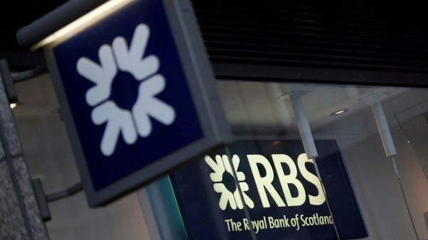 RBS's Ulster Bank offloads 1.4 billion euros of bad loans