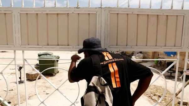 Evicted from Maltese cowshed, African migrants left homeless