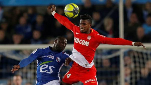 Monaco winger Keita Balde joins Inter Milan on loan