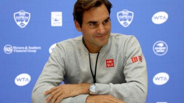 Tennis: Federer impatient de débuter à Cincinnati