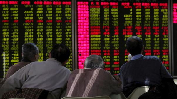 Asia tries to find its footing, China disappoints