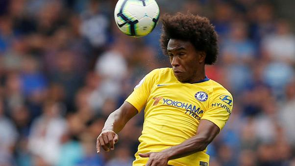 Willian enjoying Chelsea's 'Samba style' under Sarri