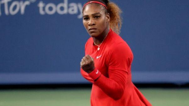 Tennis: Serena Williams de retour, Murray déjà dehors