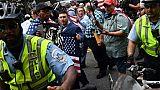 Un an après Charlottesville, le mouvement néo-nazi à la peine
