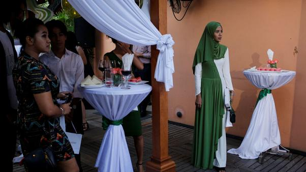 'Hijab is like a key' - Myanmar blogger battles bias with beauty campaign