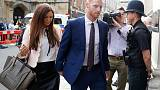 Stokes found not guilty of affray over street fight - BBC