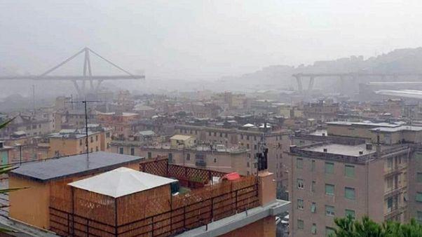 Crollo ponte: Conte stasera a Genova