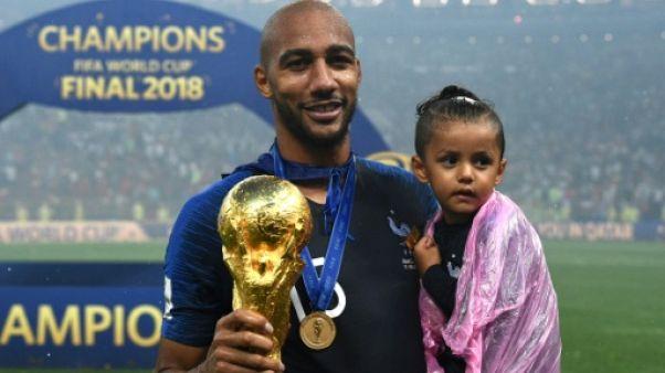 Transfert: Nzonzi, convoité par l'AS Rome, atterrit en Italie