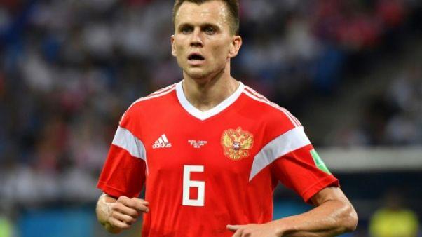 Transfert: le Russe Cheryshev va retourner à Valence