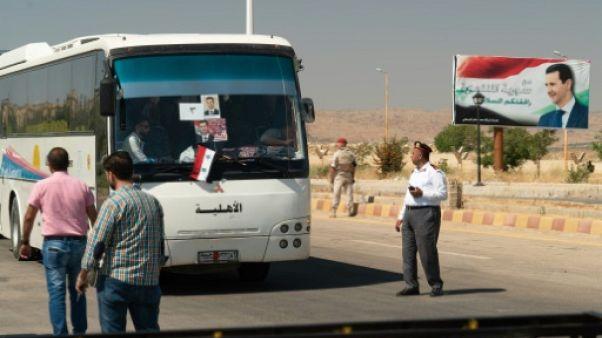 Offensive de charme du régime syrien pour faire rentrer les réfugiés