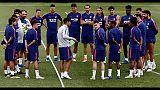 Simeone,Atletico vuol vincere Supercoppa