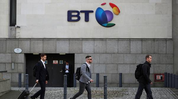 Get Carter? BT approached Informa boss for CEO role - Sky News