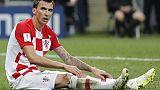 Juve: Mandzukic lascia la nazionale