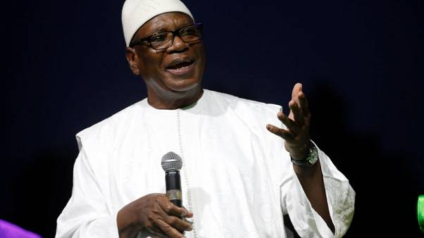 Mali president won election, count by his camp shows- spokesman