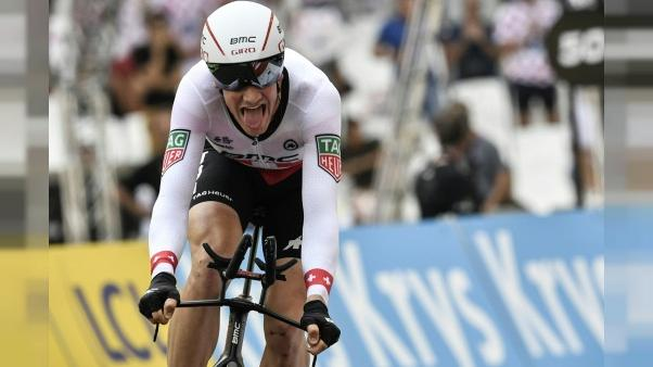 BinckBank Tour: chrono et maillot pour Küng lors de la 2e étape